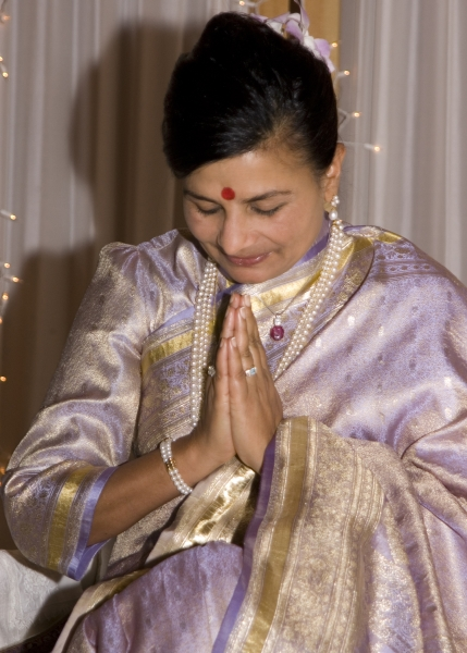 Her Holiness Sai Maa Lakshmi Devi