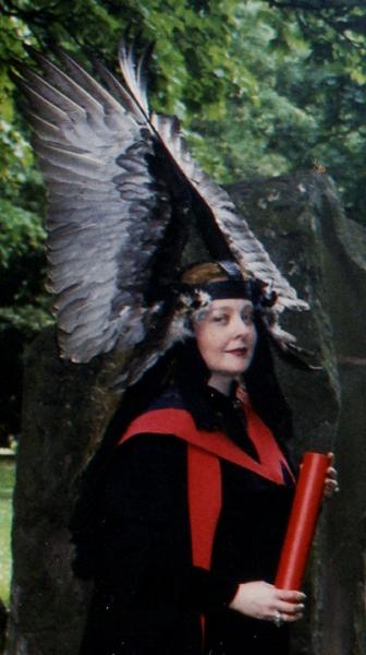Dr Geo Athena Trevarthen